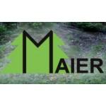 Maier - Lesnické projektové a hospodářské práce – logo společnosti
