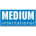MEDIUM INTERNATIONAL I. s.r.o. – logo společnosti