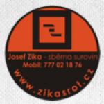 Zika Josef - sběrna surovin – logo společnosti