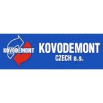 KOVODEMONT CZECH, a.s. (pobočka Most-Komořany) – logo společnosti