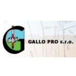 GALLO PRO s.r.o. - Geodetické a projektové práce Praha – logo společnosti
