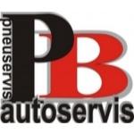 Autoservis a pneuservis PB – logo společnosti