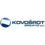 KOVOŠROT GROUP CZ a.s. (pobočka Sedlčany) – logo společnosti