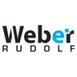 WEBER RUDOLF – logo společnosti