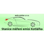 auto emise s.r.o.- Stanice měření emisí Kotlářka – logo společnosti