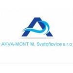AKVA-MONT M. Svatoňovice s.r.o. – logo společnosti
