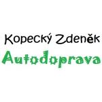 Kopecký Zdeněk - Autodoprava – logo společnosti