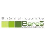 Jazyková agentura Bareš, s.r.o. – logo společnosti