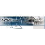 ALVIAN MOST s.r.o. – logo společnosti