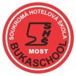 Domov mládeže - Soukromá hotelová škola Bukaschool s.r.o. – logo společnosti