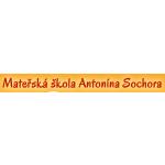 MŠ Most, Antonína Sochora – logo společnosti