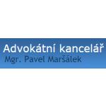 Mgr. Pavel Maršálek - advokátní kancelář – logo společnosti