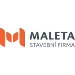Stavební firma Maleta – logo společnosti