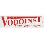VODOINST, v. o. s. – logo společnosti