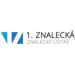 1. Znalecká, a.s. – logo společnosti