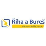 Říha a Bureš, spol. s r.o. – logo společnosti