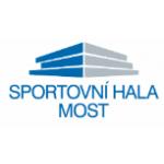 SPORTOVNÍ HALA MOST, a.s. – logo společnosti