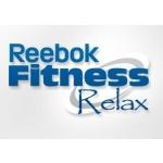 REEBOK FITNESS RELAX CLUB – logo společnosti