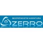 Cabadaj Miroslav - BEZPEČNOSTNÍ AGENTURA ZERRO – logo společnosti