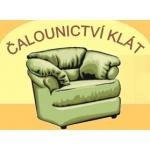 Čalounictví KLÁT – logo společnosti