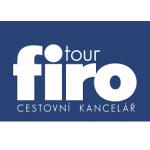 FIRO-tour a.s. (centrála Most) – logo společnosti