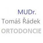 MUDr. Tomáš Řádek - ortodoncie – logo společnosti
