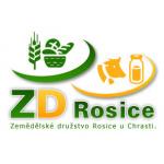 Zemědělské družstvo Rosice u Chrasti – logo společnosti