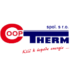 COOP THERM spol. s r.o. (pobočka Chomutov) – logo společnosti