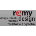 Remy design, s.r.o. – logo společnosti
