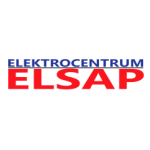 ELEKTROCENTRUM ELSAP – logo společnosti