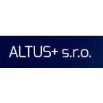 ALTUS + s.r.o. – logo společnosti