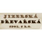 Jizerská dřevařská, spol. s r.o. – logo společnosti