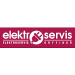 Elektroservis Krytinář – logo společnosti