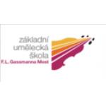Základní umělecká škola F. L. Gassmanna, Most, Obránců míru 2364, příspěvková organizace – logo společnosti
