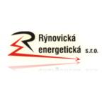 Rýnovická energetická, s.r.o. – logo společnosti