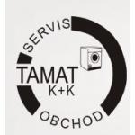 TAMAT SERVIS K+K, s.r.o., Jablonec nad Nisou – logo společnosti