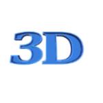 3D. com s.r.o. – logo společnosti