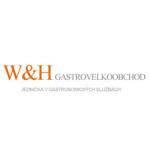 W + H velkoobchod, s.r.o. – logo společnosti
