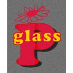 Radek Šeda - P-glass – logo společnosti