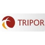 TRIPOR Sklo - Porcelán – logo společnosti