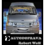 Autodoprava Robert Wolf – logo společnosti