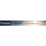 PONTUS - TVS, spol. s r.o. (pobočka Most, Slovenského národního povstání ) – logo společnosti