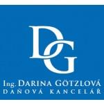Ing. Darina Götzlová - daňový poradce – logo společnosti