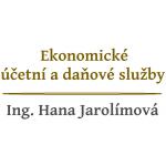 ÚČETNICTVÍ Ing. Hana Jarolímová – logo společnosti
