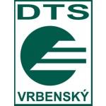 DTS Vrbenský, a.s. – logo společnosti