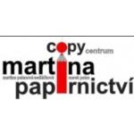 Copy centrum Martina - papírnictví – logo společnosti