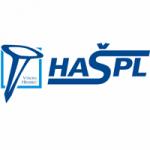 Hašpl a.s. – logo společnosti