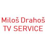 Drahoš Miloš - TV SERVICE – logo společnosti