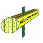 DM Dřevovýroba MF, a.s. – logo společnosti