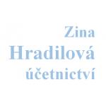 ÚČETNICTVÍ - Hradilová Zina – logo společnosti
